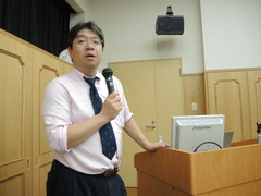 本田 一文 博士
