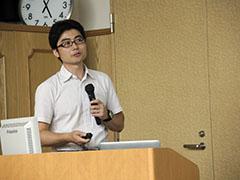 増田豪先生