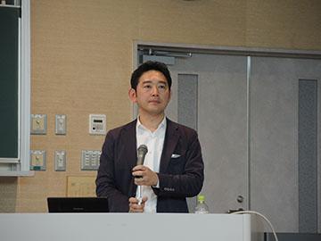 株式会社サイフューズ 代表取締役社長 口石 幸治 先生