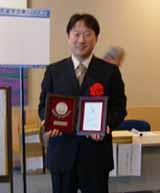 平成16年度 日本薬学会奨励賞